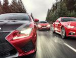 Британские ученые доказали:  Lexus RC F лучше