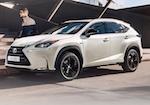 Lexus NX бодрит рынки специальными версиями