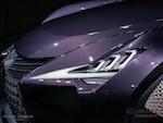 Новый Lexus UX! Обзор Lexus/Toyota в Париже 2016