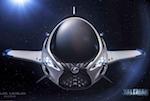 Lexus представит ... космический корабль будущего!