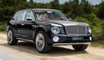 Всё о первом внедорожнике Bentley - Bentayga.