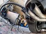 Дизельные авто в городах Германии запретят с 2017 года