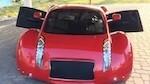 Реплика Lexus 2054 года из фильма Спилберга на ebay