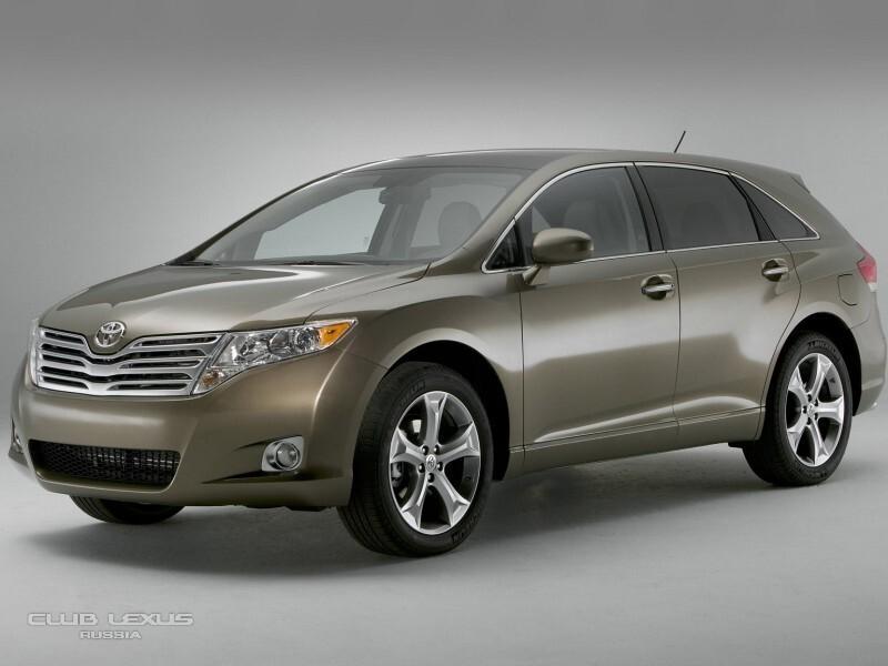 стоимость Toyota Венза 2013 #10