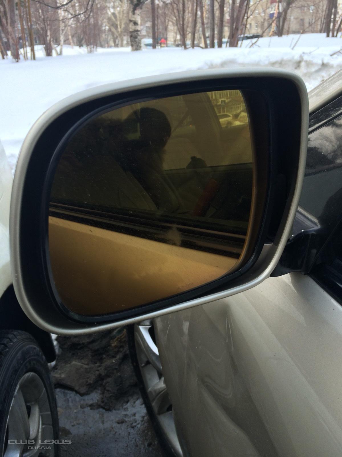 skoda зеркало с затемнением не работает
