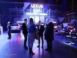 Lexus Live - Москва. Моторы в камерах и свет - как это было!