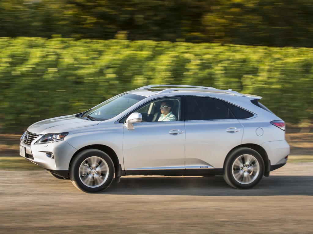 Lexus GX уступит место спортивному кроссоверу