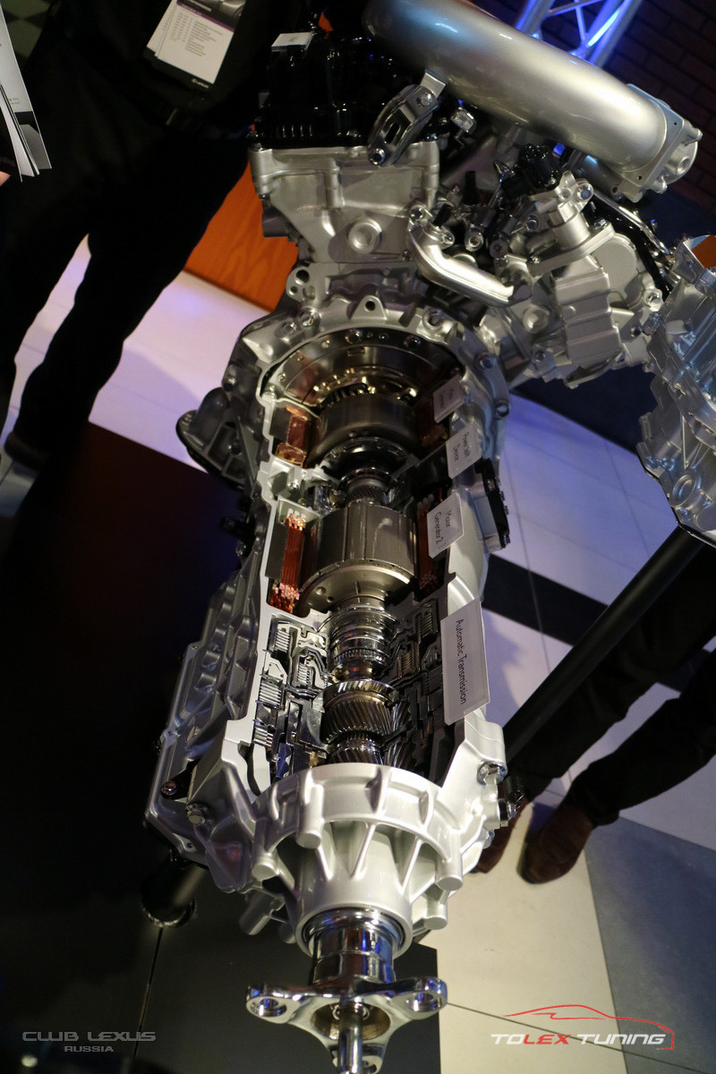 Lexus LC 500h. Клубный обзор с мировой премьеры в Гааге