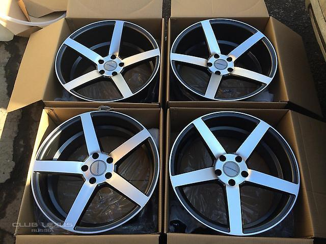 Красивые диски r18 на лексус rx-400h site:club-lexus.ru